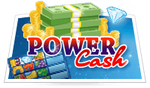 Power Cash scratch card game icon