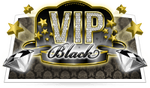 VIP Black scratch card game icon