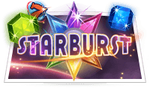 Starburst slots scratch card game icon