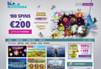 Karamba scratch cards website picture
