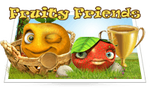 Fruity Friends slots scratch card game icon