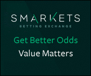 Get Better Odds - Smarkets Betting Exchange