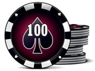 Casino Poker Chips Icon