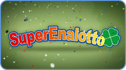 Superenalotto tv color logo