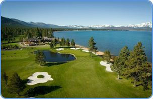 The Edgewood Tahoe Golf Course