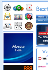 Left Site Square Feature Advertisement on Best Games Directory