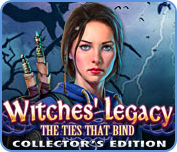 Witches' Legacy - The Ties That Bind Collector's Edition game picture