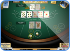 Casino Holdem card game