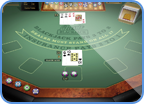 Classic Blackjack online table