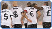 WBX Members can deposit and bet in GBP, EUR, USD, AUD, and CAD