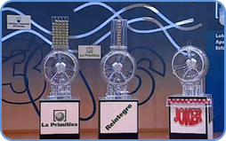 Spain - La Primitiva TV draw studio