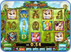 Enchanted Crystals slot machine online game