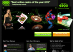 888 Casino web-site home-page