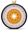Casino Fortune Wheel Icon