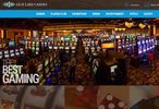 Gun Lake Casino website picture