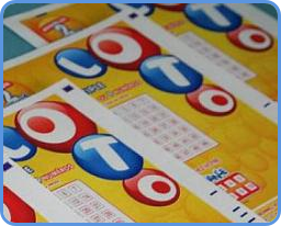 French Lotto blank coupons